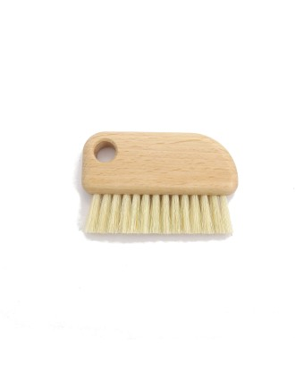 Horn comb cleaner