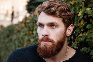 Une belle barbe bien entretenue